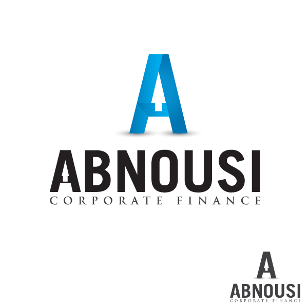 Logo Design by lumerb - Entry No. 138 in the Logo Design Contest Fun Logo Design for Abnousi Financial Consultants.