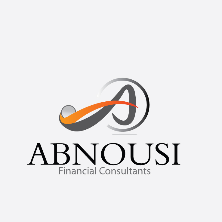 Logo Design by stormbighit - Entry No. 144 in the Logo Design Contest Fun Logo Design for Abnousi Financial Consultants.