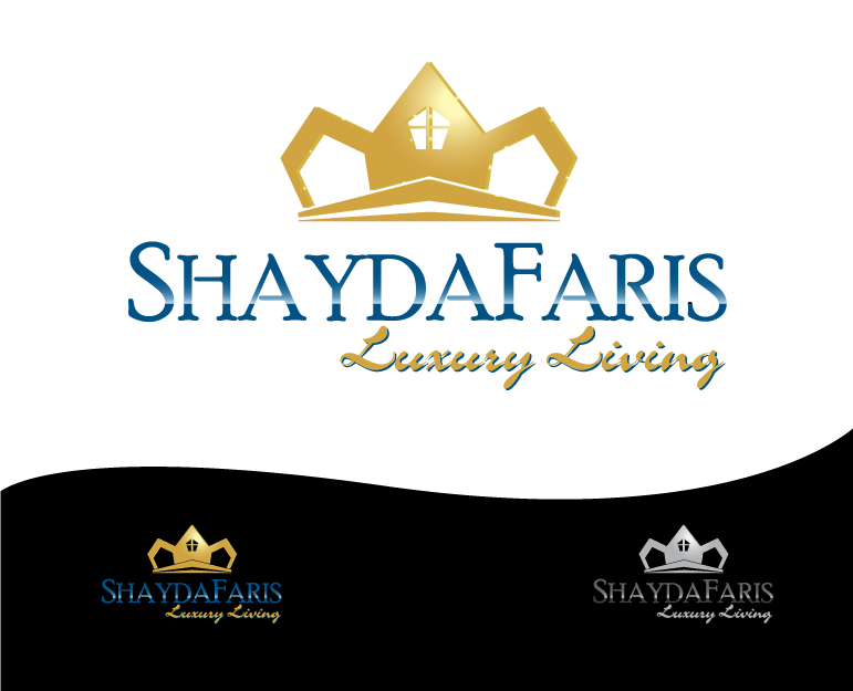 Logo Design by umang - Entry No. 47 in the Logo Design Contest Unique Logo Design Wanted for Shayda Faris.