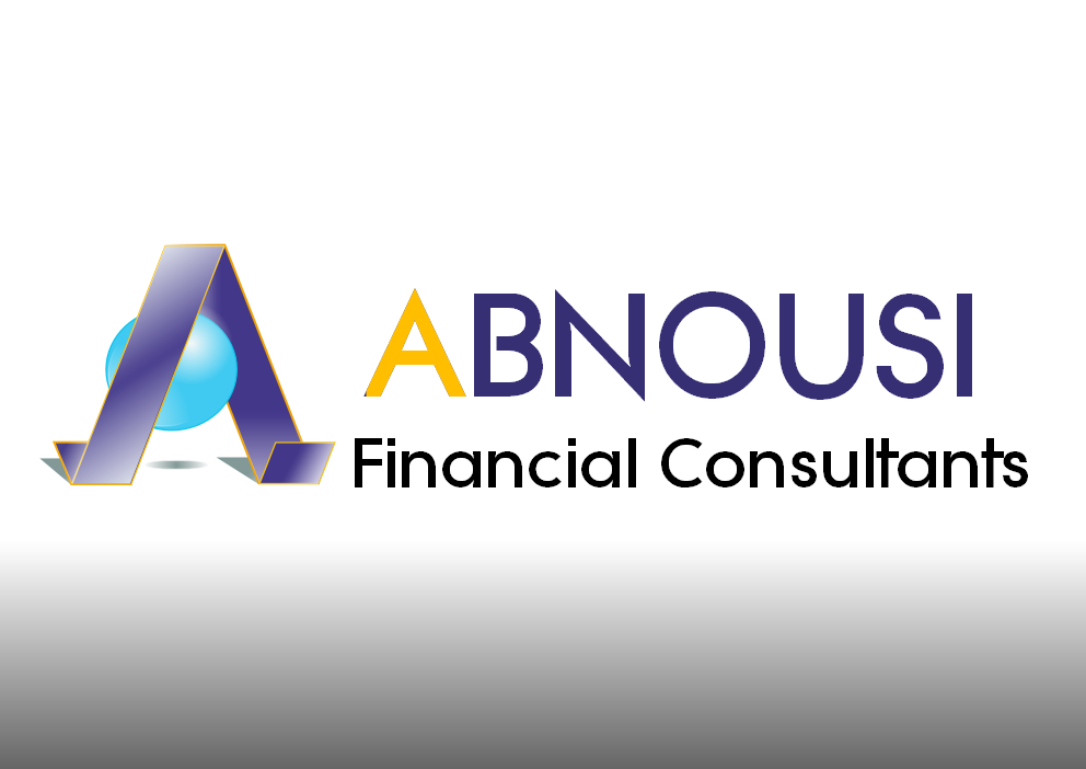 Logo Design by Heri Susanto - Entry No. 151 in the Logo Design Contest Fun Logo Design for Abnousi Financial Consultants.