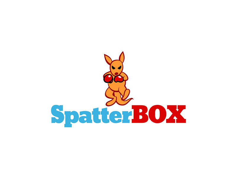 Logo Design by scorpy - Entry No. 1 in the Logo Design Contest Logo Design Needed for Exciting New Company Spatterbox.