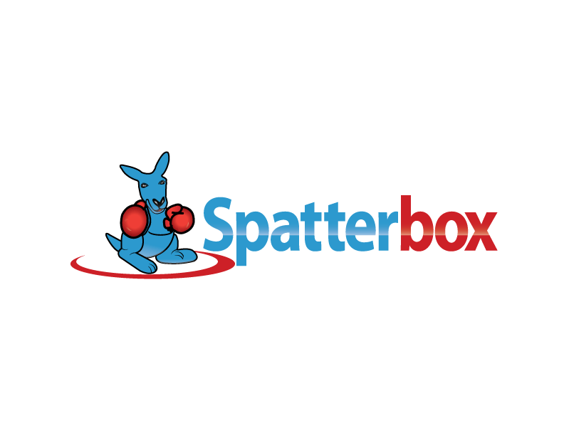 Logo Design by rockin - Entry No. 5 in the Logo Design Contest Logo Design Needed for Exciting New Company Spatterbox.