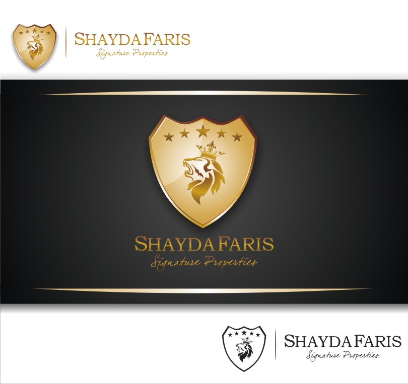 Logo Design by graphicleaf - Entry No. 50 in the Logo Design Contest Unique Logo Design Wanted for Shayda Faris.