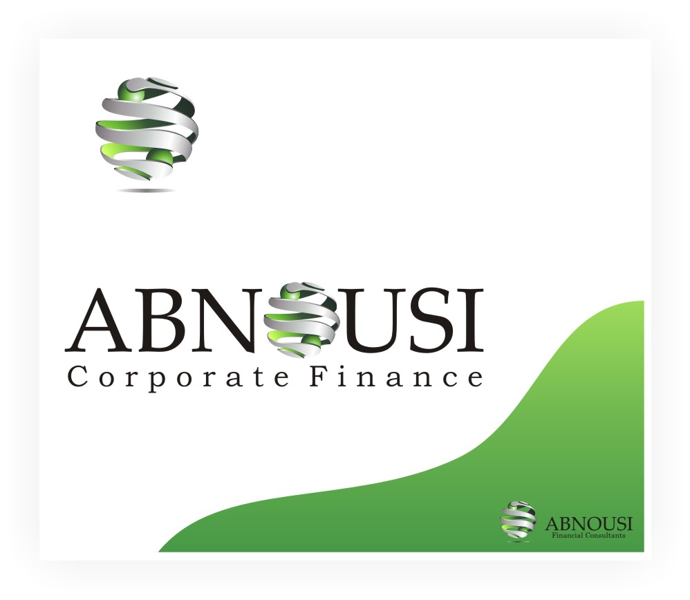Logo Design by graphicleaf - Entry No. 157 in the Logo Design Contest Fun Logo Design for Abnousi Financial Consultants.