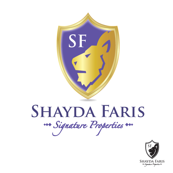 Logo Design by storm - Entry No. 53 in the Logo Design Contest Unique Logo Design Wanted for Shayda Faris.