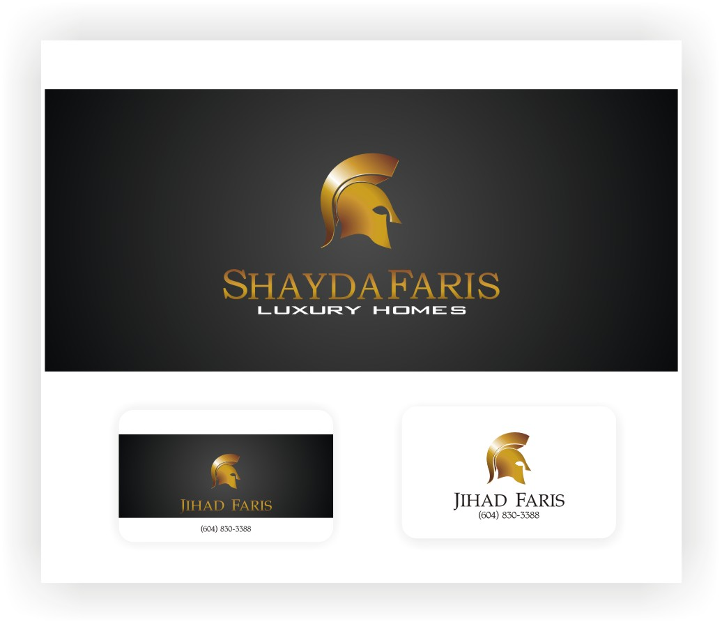 Logo Design by graphicleaf - Entry No. 56 in the Logo Design Contest Unique Logo Design Wanted for Shayda Faris.
