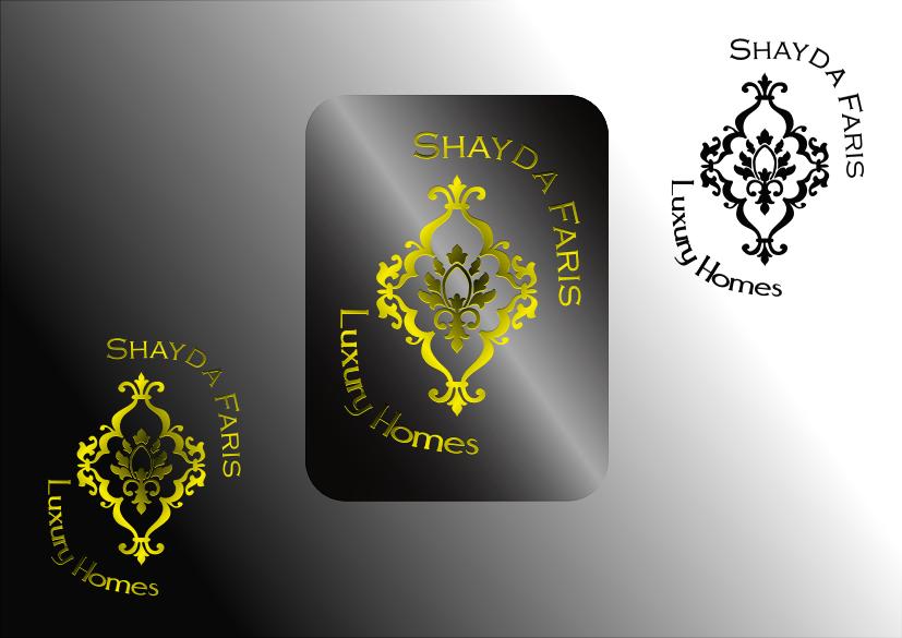 Logo Design by Heri Susanto - Entry No. 57 in the Logo Design Contest Unique Logo Design Wanted for Shayda Faris.