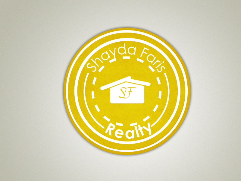 Logo Design by Jrdmedia - Entry No. 59 in the Logo Design Contest Unique Logo Design Wanted for Shayda Faris.