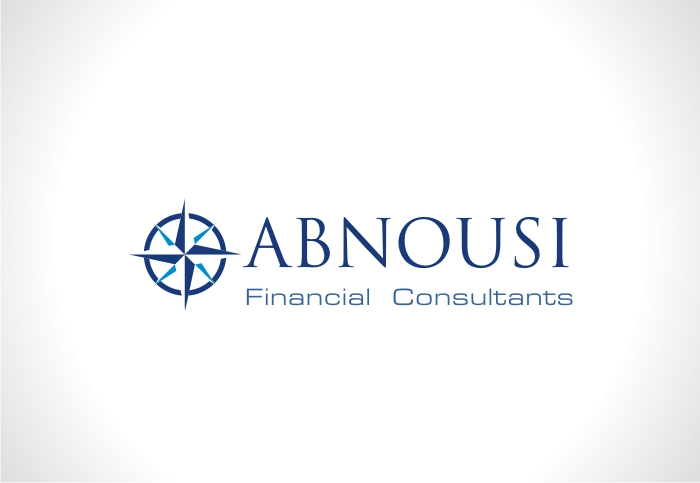 Logo Design by LogoHoldings - Entry No. 174 in the Logo Design Contest Fun Logo Design for Abnousi Financial Consultants.