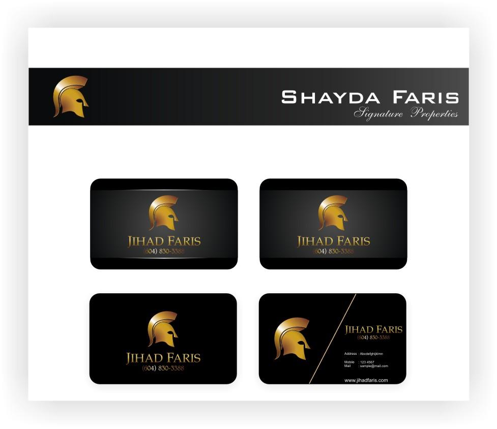 Logo Design by Muhammad Nasrul chasib - Entry No. 64 in the Logo Design Contest Unique Logo Design Wanted for Shayda Faris.