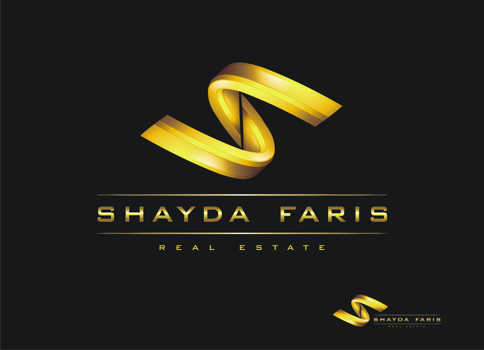 Unique Logo Design Wanted for Shayda Faris | HiretheWorld