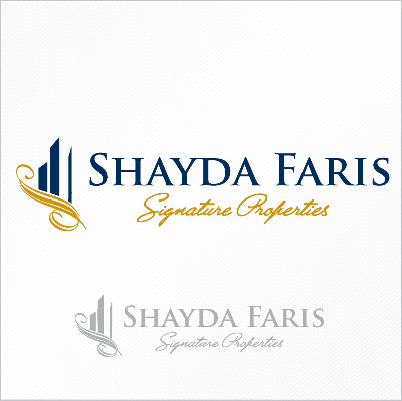 Logo Design by dwimalai - Entry No. 68 in the Logo Design Contest Unique Logo Design Wanted for Shayda Faris.