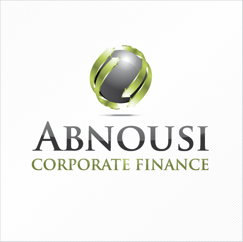 Logo Design by dwimalai - Entry No. 188 in the Logo Design Contest Fun Logo Design for Abnousi Financial Consultants.