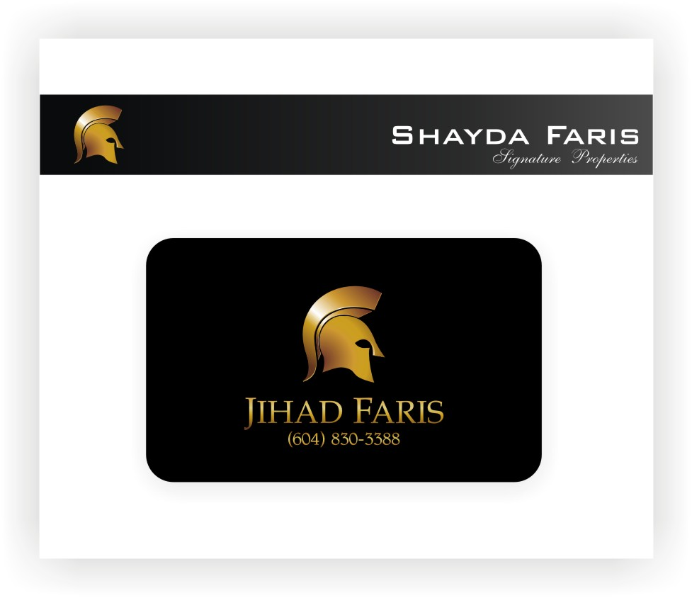 Logo Design by graphicleaf - Entry No. 72 in the Logo Design Contest Unique Logo Design Wanted for Shayda Faris.