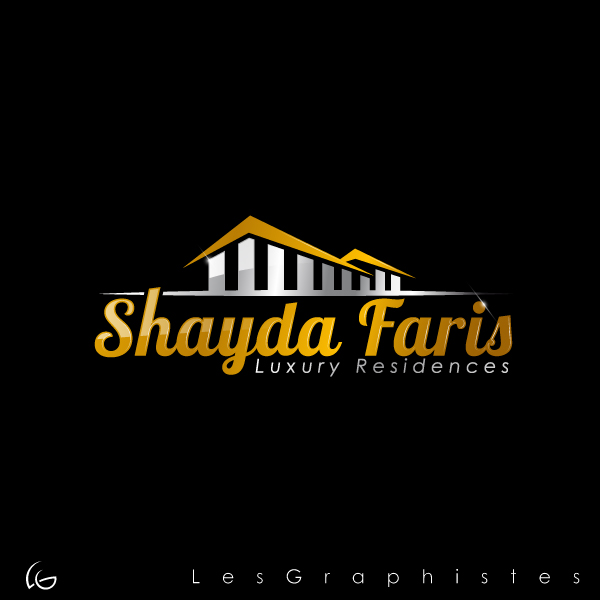 Logo Design by Les-Graphistes - Entry No. 75 in the Logo Design Contest Unique Logo Design Wanted for Shayda Faris.