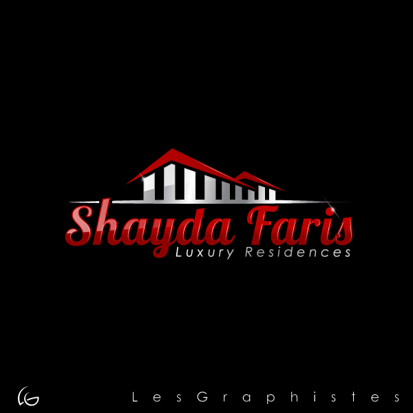 Logo Design by Les-Graphistes - Entry No. 76 in the Logo Design Contest Unique Logo Design Wanted for Shayda Faris.