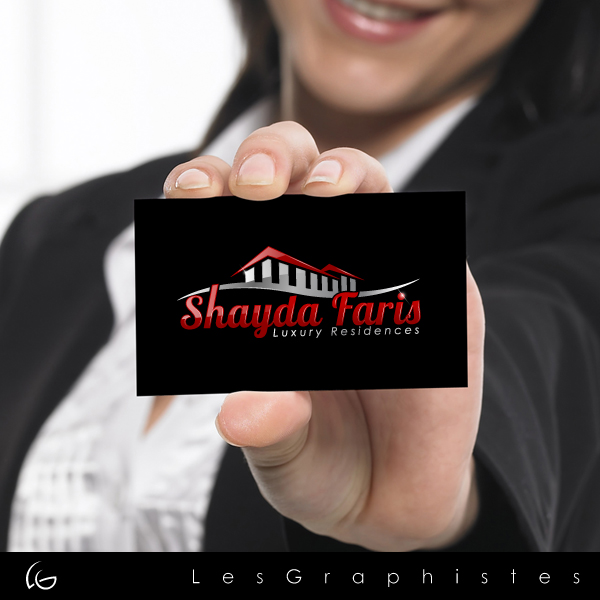 Logo Design by Les-Graphistes - Entry No. 78 in the Logo Design Contest Unique Logo Design Wanted for Shayda Faris.
