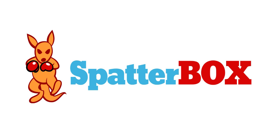 Logo Design by scorpy - Entry No. 21 in the Logo Design Contest Logo Design Needed for Exciting New Company Spatterbox.