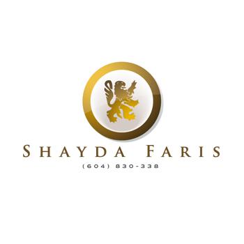 Logo Design by DINOO45 - Entry No. 82 in the Logo Design Contest Unique Logo Design Wanted for Shayda Faris.