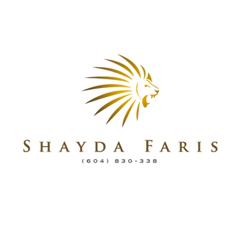 Logo Design by DINOO45 - Entry No. 83 in the Logo Design Contest Unique Logo Design Wanted for Shayda Faris.
