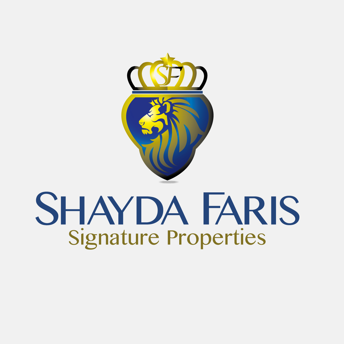 Logo Design by stormbighit - Entry No. 84 in the Logo Design Contest Unique Logo Design Wanted for Shayda Faris.
