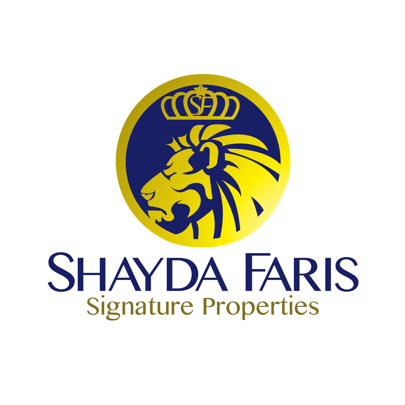 Logo Design by stormbighit - Entry No. 90 in the Logo Design Contest Unique Logo Design Wanted for Shayda Faris.