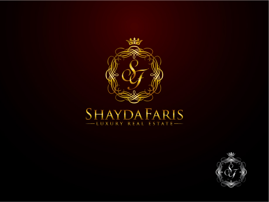 Logo Design by melpomena - Entry No. 94 in the Logo Design Contest Unique Logo Design Wanted for Shayda Faris.