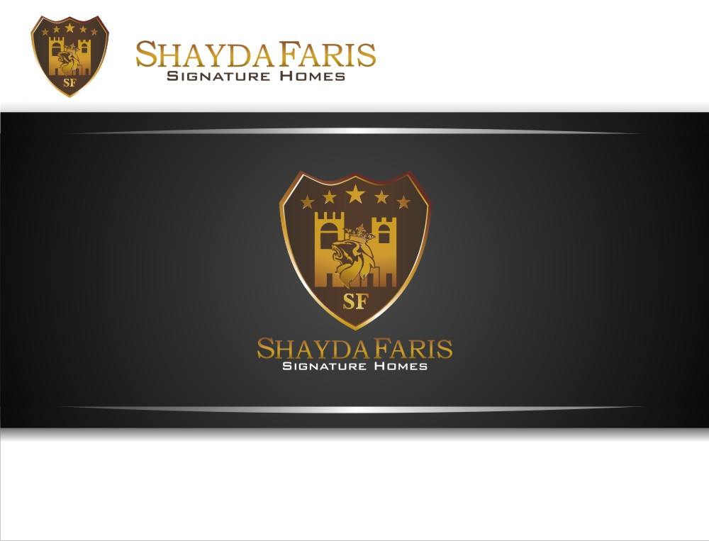Logo Design by graphicleaf - Entry No. 95 in the Logo Design Contest Unique Logo Design Wanted for Shayda Faris.
