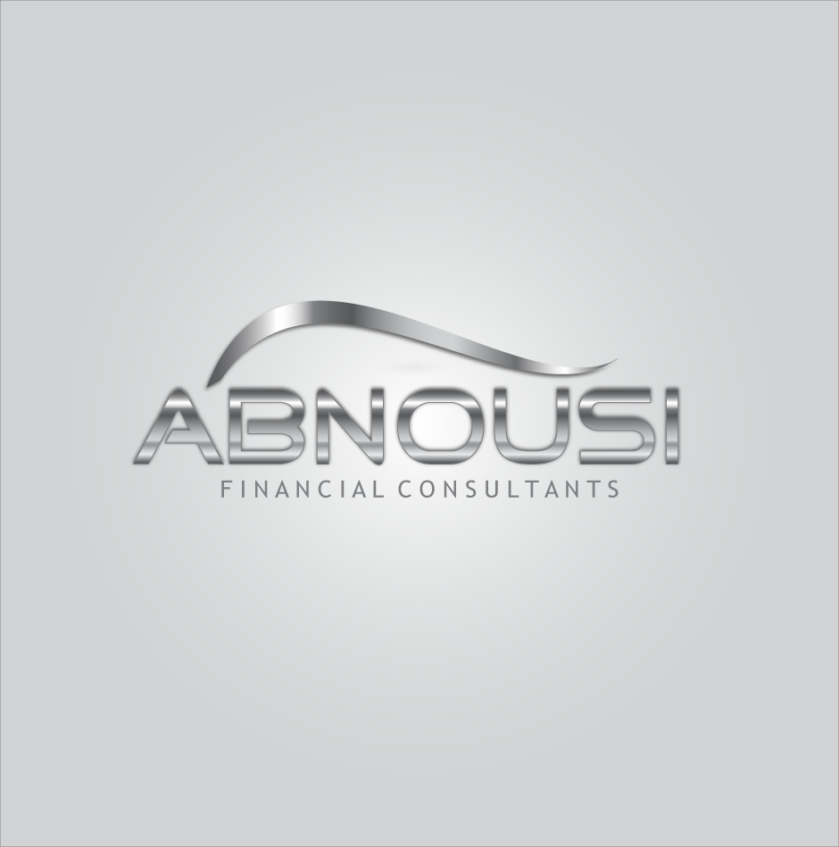 Logo Design by moonflower - Entry No. 198 in the Logo Design Contest Fun Logo Design for Abnousi Financial Consultants.
