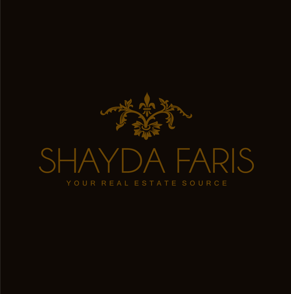 Logo Design by moonflower - Entry No. 96 in the Logo Design Contest Unique Logo Design Wanted for Shayda Faris.
