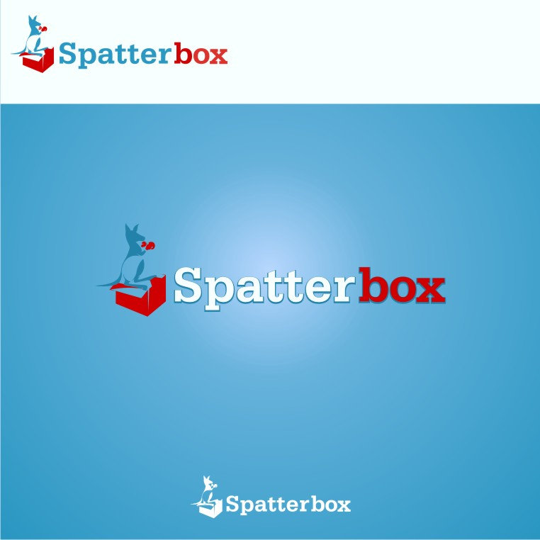 Logo Design by graphicleaf - Entry No. 22 in the Logo Design Contest Logo Design Needed for Exciting New Company Spatterbox.