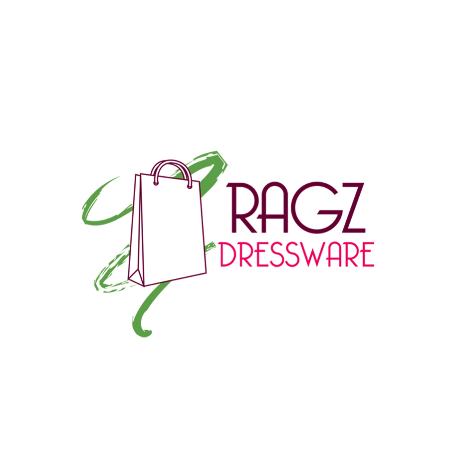 Logo Design by Mad_design - Entry No. 465 in the Logo Design Contest Ragz Dressware.