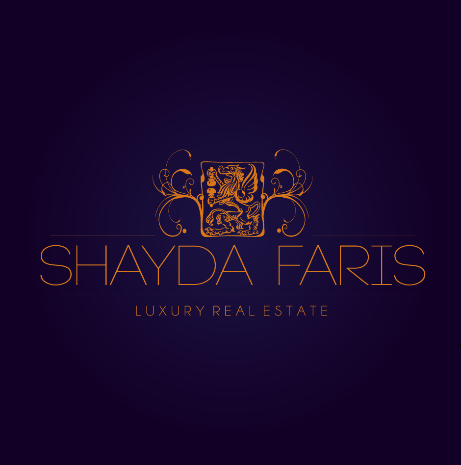 Logo Design by moonflower - Entry No. 98 in the Logo Design Contest Unique Logo Design Wanted for Shayda Faris.