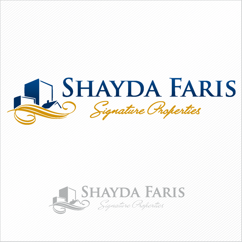 Logo Design by dwimalai - Entry No. 105 in the Logo Design Contest Unique Logo Design Wanted for Shayda Faris.