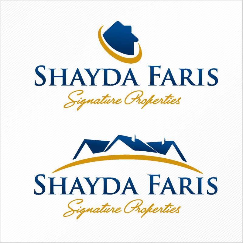 Logo Design by dwimalai - Entry No. 106 in the Logo Design Contest Unique Logo Design Wanted for Shayda Faris.