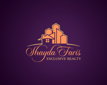 Logo Design by cheetah - Entry No. 109 in the Logo Design Contest Unique Logo Design Wanted for Shayda Faris.