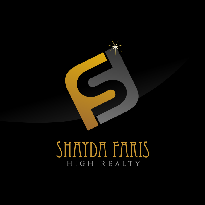 Logo Design by Rudy - Entry No. 112 in the Logo Design Contest Unique Logo Design Wanted for Shayda Faris.