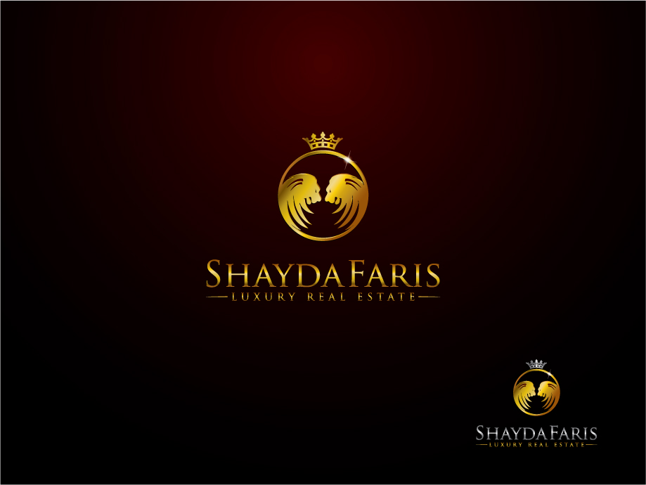 Logo Design by melpomena - Entry No. 117 in the Logo Design Contest Unique Logo Design Wanted for Shayda Faris.
