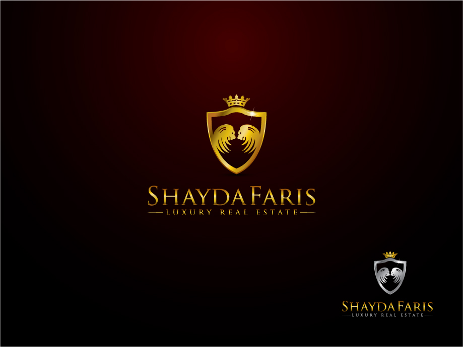 Logo Design by melpomena - Entry No. 118 in the Logo Design Contest Unique Logo Design Wanted for Shayda Faris.