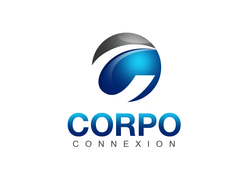 Logo Design by alocelja - Entry No. 12 in the Logo Design Contest Fun Logo Design for Corpo Connexion.