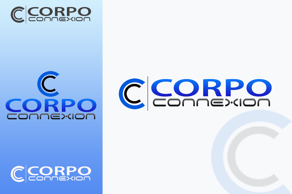 Logo Design by Golden_Hand - Entry No. 14 in the Logo Design Contest Fun Logo Design for Corpo Connexion.