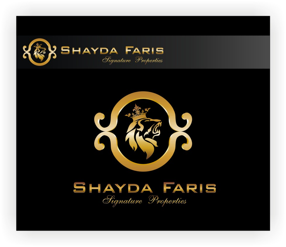 Logo Design by Muhammad Nasrul chasib - Entry No. 127 in the Logo Design Contest Unique Logo Design Wanted for Shayda Faris.