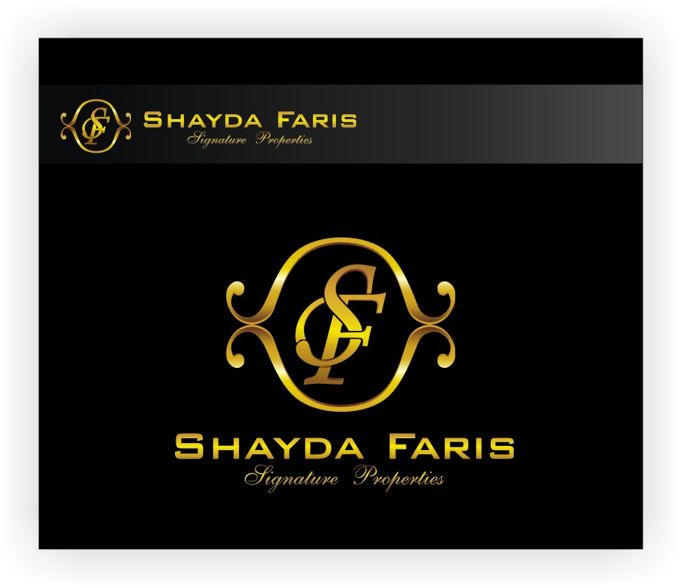 Logo Design by graphicleaf - Entry No. 133 in the Logo Design Contest Unique Logo Design Wanted for Shayda Faris.