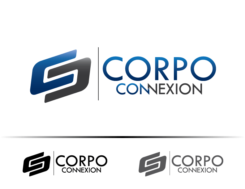 Logo Design by rockin - Entry No. 19 in the Logo Design Contest Fun Logo Design for Corpo Connexion.