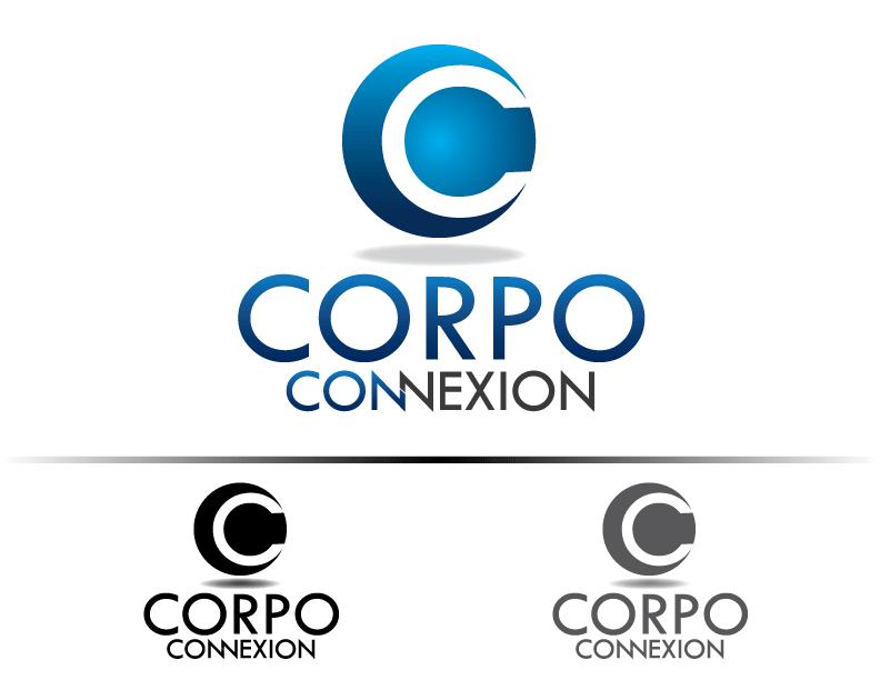 Logo Design by rockin - Entry No. 21 in the Logo Design Contest Fun Logo Design for Corpo Connexion.