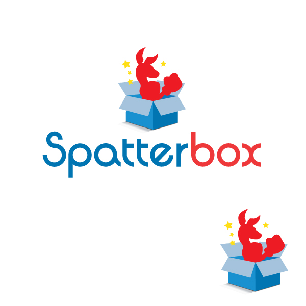 Logo Design by storm - Entry No. 42 in the Logo Design Contest Logo Design Needed for Exciting New Company Spatterbox.