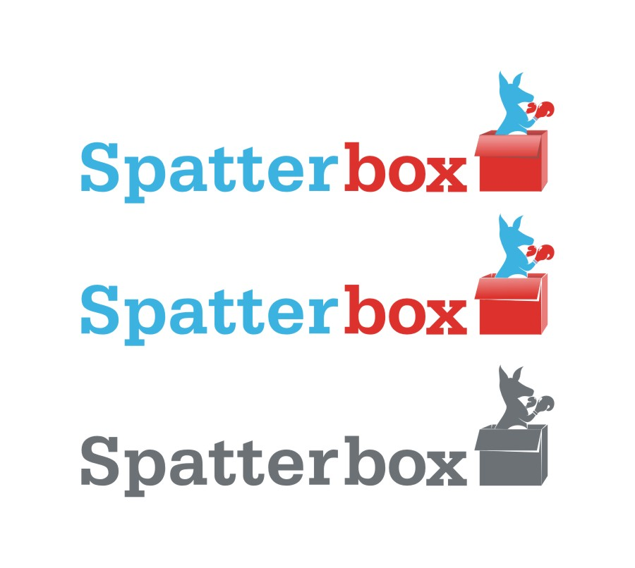 Logo Design by graphicleaf - Entry No. 47 in the Logo Design Contest Logo Design Needed for Exciting New Company Spatterbox.