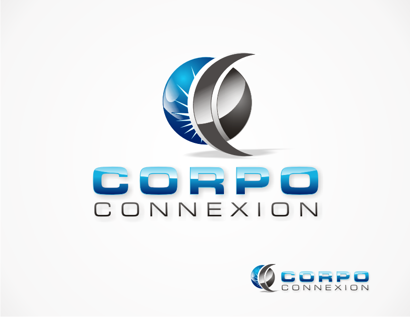 Logo Design by lovag - Entry No. 27 in the Logo Design Contest Fun Logo Design for Corpo Connexion.