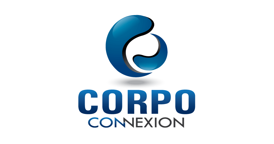 Logo Design by rockin - Entry No. 29 in the Logo Design Contest Fun Logo Design for Corpo Connexion.