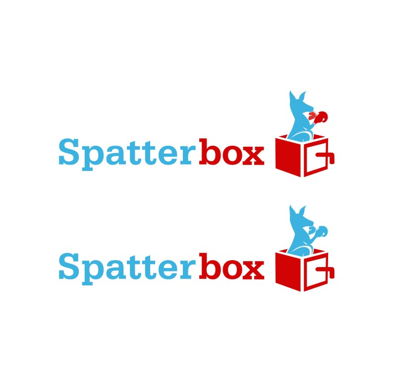 Logo Design by graphicleaf - Entry No. 58 in the Logo Design Contest Logo Design Needed for Exciting New Company Spatterbox.